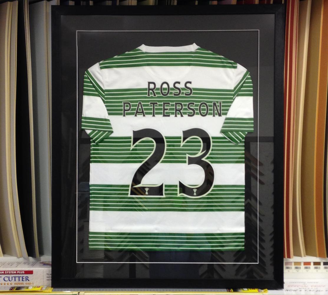 Shirt Framing Taunton